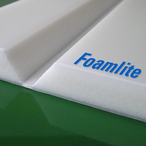 PP-C Foamlite (Polyproyleen) lichtgewicht plaat