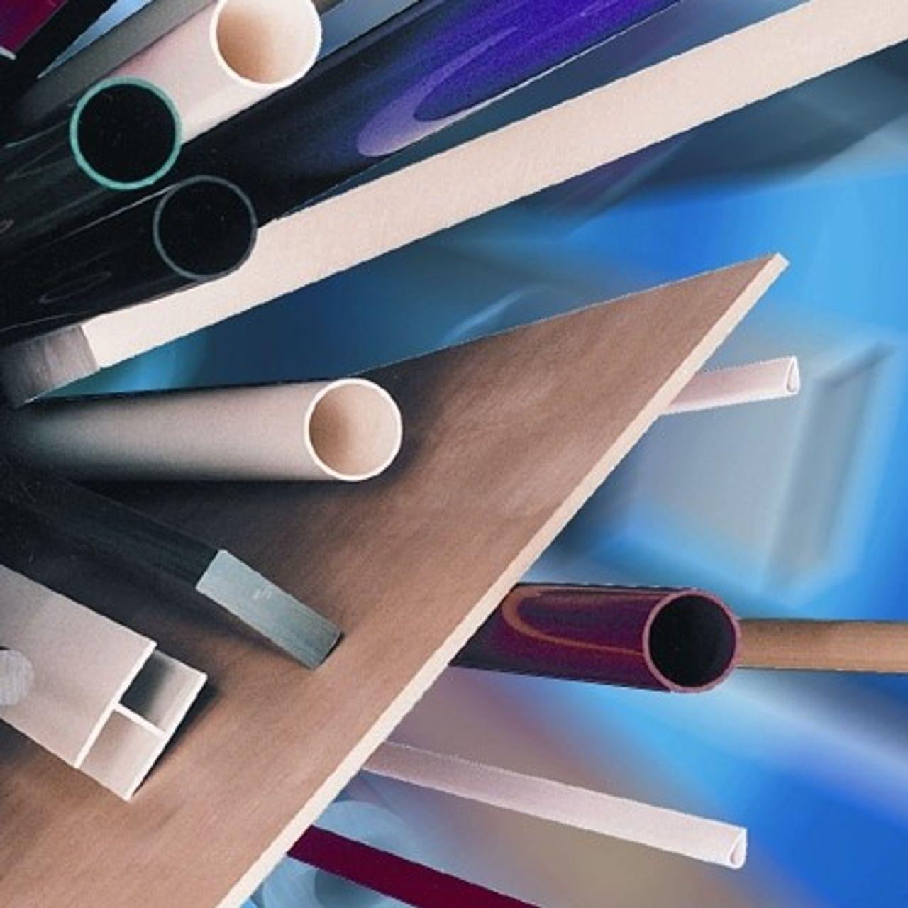 PVC-U kunststof profielen (Polyvinylchloride)