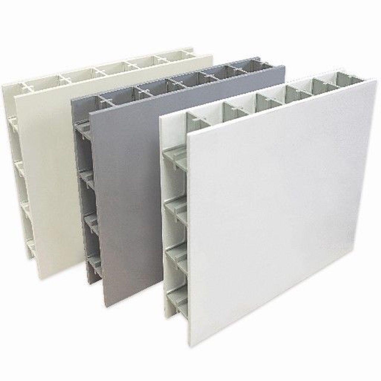 PP CubX® constructie plaat