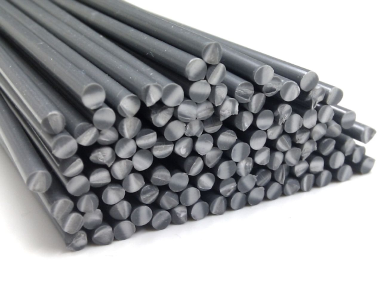 PVC-U (Polyvinylchloride) lasdraad