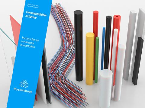 thyssenkrupp plastics overzichtsfolder industrie