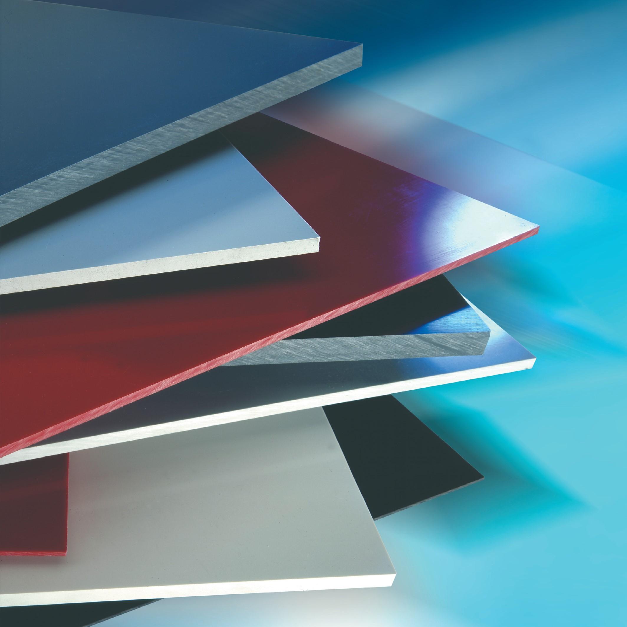 thyssenkrupp voor Kunststof halffabrikaten voor de Visuele Communicatie design reclamesector