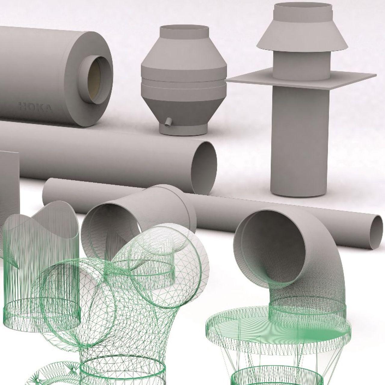thyssenkrupp Plastics Nederland ventilatie