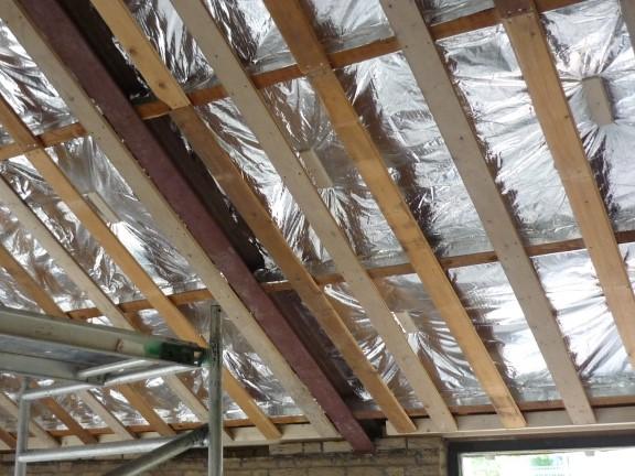 YBS isolatiedekens voor isolatie van uw daken, gevels, wanden en vloeren