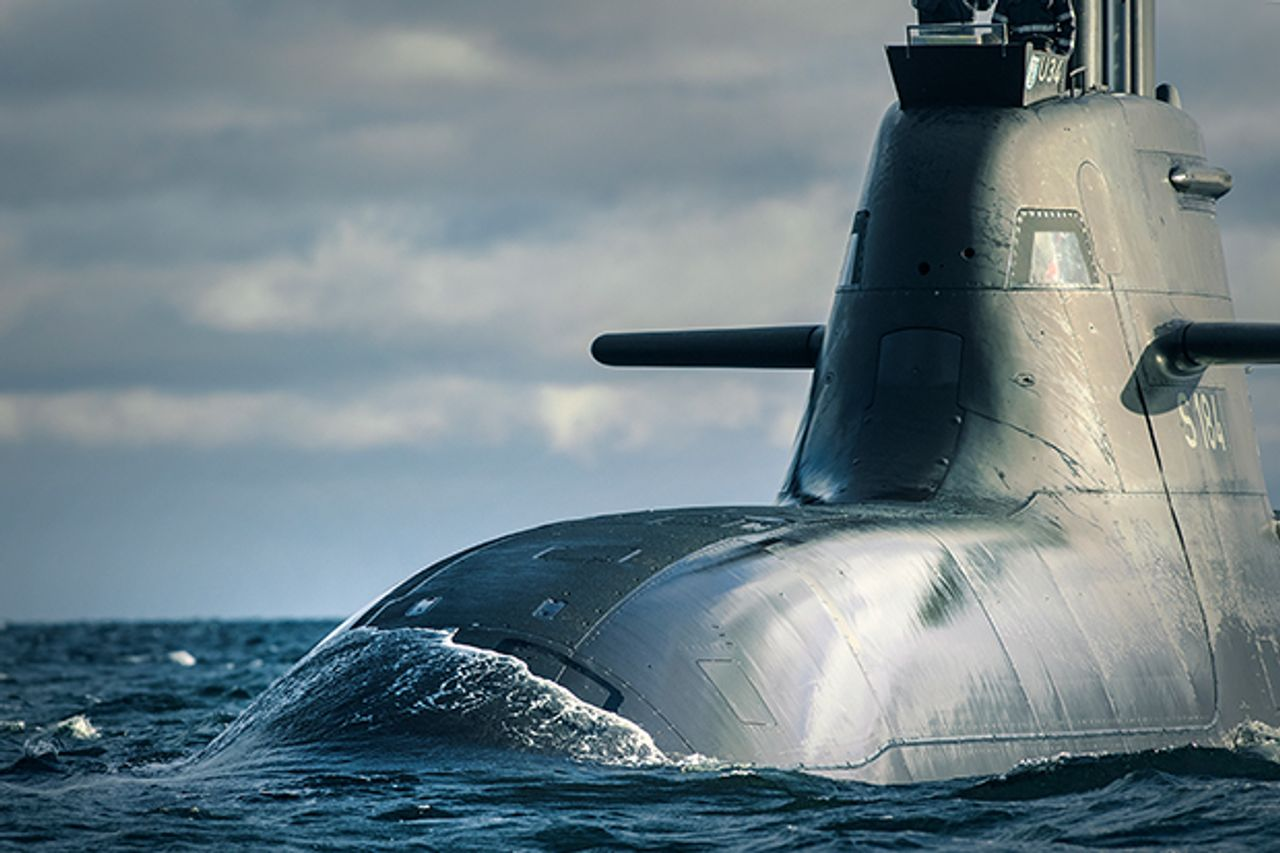 Submarines by thyssenkrupp Marine Systems