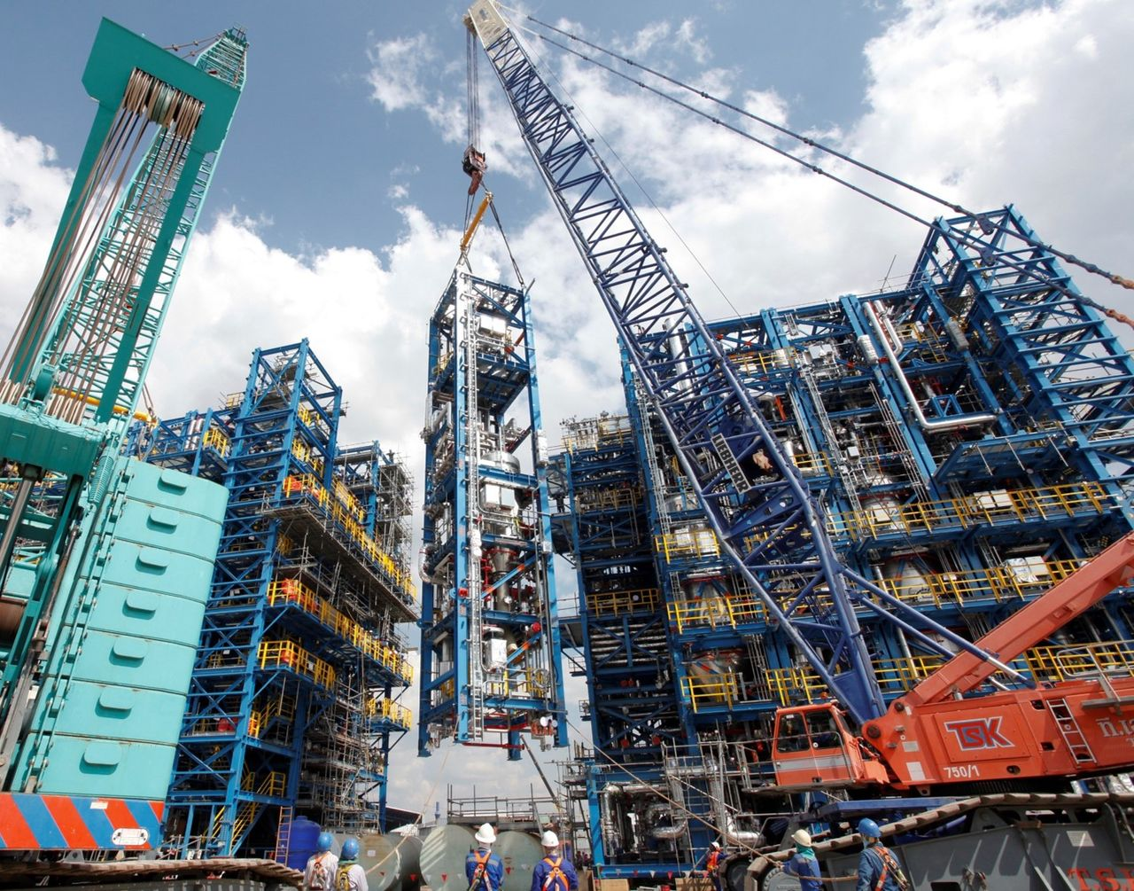 Design, Fabrication, Construction, Operations & Maintenance